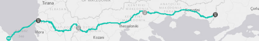 EBRD loan for Trans Adriatic Pipeline